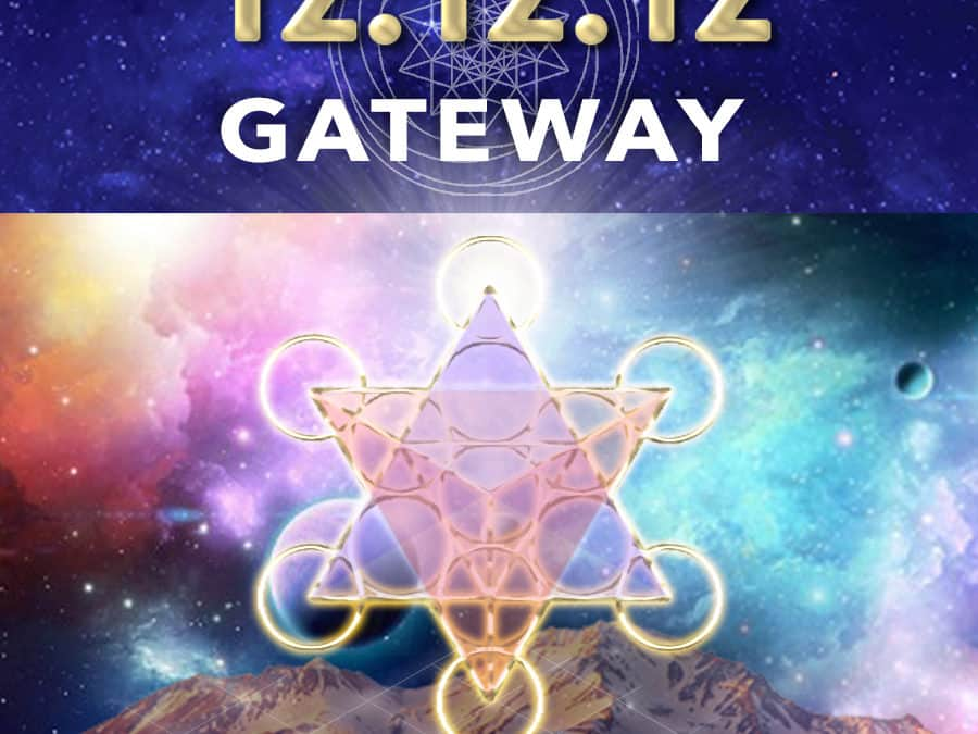 12:12:12 Ascension Gateway