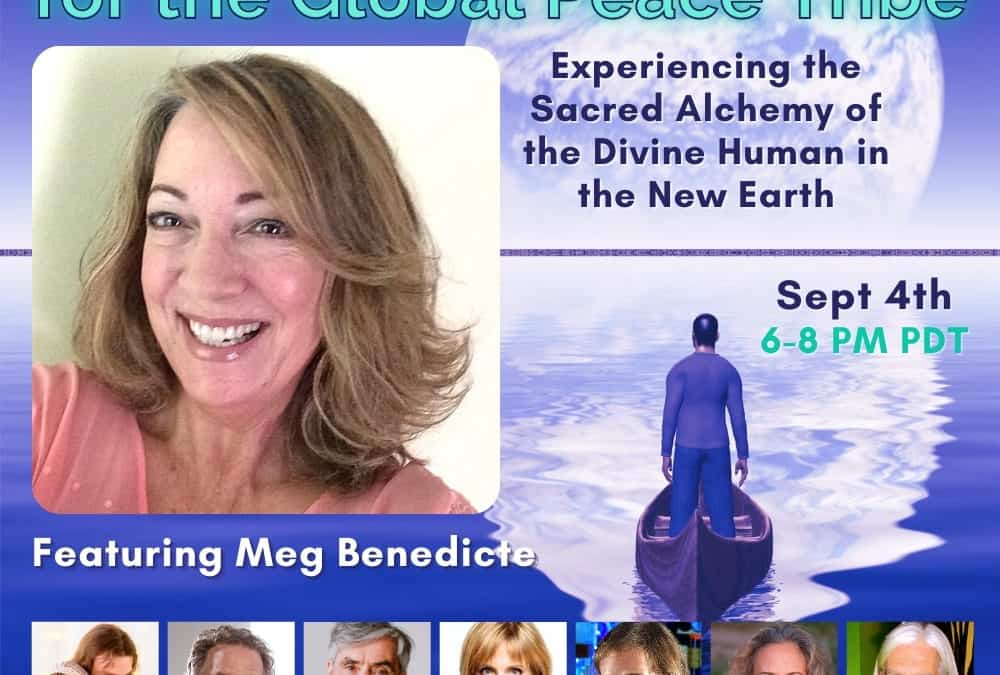 Experience Becoming a Divine Human in the New Earth